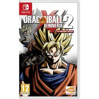 Dragonball Xenoverse 2 Switch game