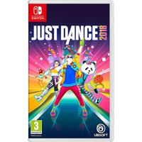 Just Dance 2018 Switch game