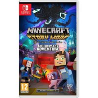 Minecraft Story Mode switch game