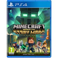 Minecraft Story Season Two ps4 game
