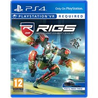 Sony Rigs ps4 vr game