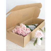 Decandent Pink Roses bouquet