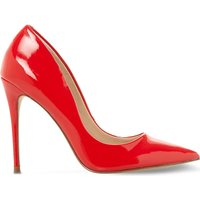 Daisie patent leather courts
