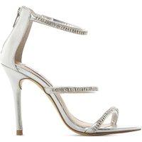 Wren-R metallic strappy sandals