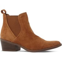 Steve Madden Pointed suede Chelsea boots, Women's, Size: EUR 36 / 3 UK WOMEN, Tan-suede