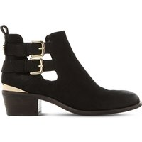 Picos leather ankle boots
