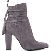 Glorria suede ankle boots