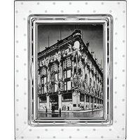 Kate Spade Larabee dot crystal photo frame, Clear