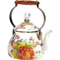 Flower Market tea kettle