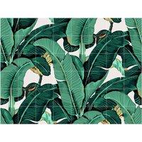 Banana Leaf wall decoration medium