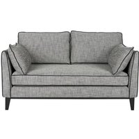 Content by Terence Conran Keston 2 Seater Sofa, Jet Grey