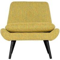 Jonny Accent Chair, Revival Yellow