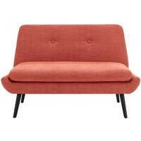 Jonny 2 Seater Sofa, Revival Orange