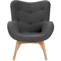 Doris Accent Chair, Shetland Slate