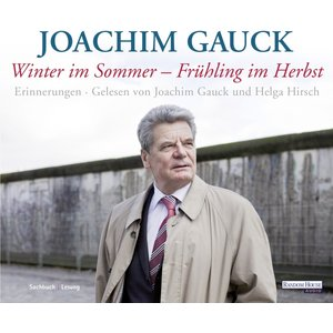 Joachim Gauck im radio-today - Shop