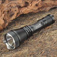 UltraFire U-80 XM-LT6 1-Mode 900-Lumen White LED Flashlight w/ Strap (1 x 18650)