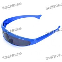 novelty-funny-single-lens-sunglasses-blue