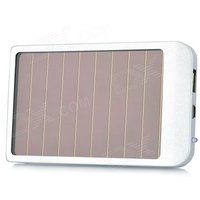 p1100-solar-powered-2600mah-external-battery-pack-w-adapters-for-cell-phone-more-silver