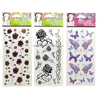 tattoo-style-body-stickers-6-sheet-set