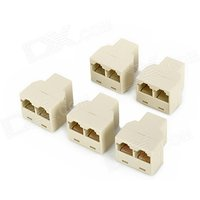 rj45-8p8c-1-to-2-female-to-female-splitter-coupler-connector-adapters-beige-5-pcs