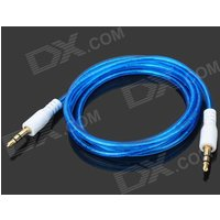 translucent-35mm-audio-male-to-male-connection-cable-deep-blue95cm