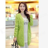 fashion-wool-cardigan-for-women-fluorescent-green-free-size