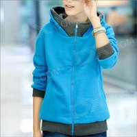 hy2416-new-winter-women-thicken-zipper-hooded-fleece-jacket-blue-size-xl