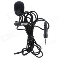 dagee-dg-001-35mm-wired-nylon-housing-microphone-for-pc-black-2m