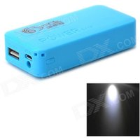 diy-rechargeable-4800mah-2-x-18650-mobile-power-bank-w-usb-led-lamp-blue