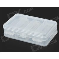 10-compartment-dual-layer-plastic-medicine-box-transparent-white