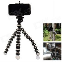 2-in-1-multi-function-octopus-style-tripod-for-cell-phone-camera-black-white