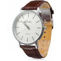simple-dial-pu-band-analog-quartz-watch-brown-silver-1626