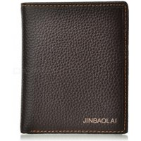 stylish-folding-genuine-cowhide-leather-wallet-for-men-brown