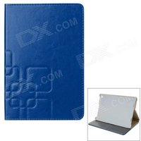 flip-open-pu-case-w-stand-auto-sleep-for-79-xiaomi-miui-mi-pad-deep-blue