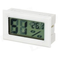 1.5quot LCD Temperature Humidity Meter Thermometers Hygrometer