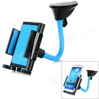 360-rotation-car-suction-cup-mount-for-mobile-phones-blue-black
