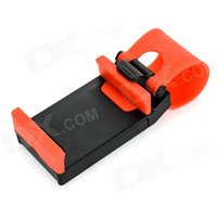 car-steering-wheel-mounted-holder-for-cell-phone-gps-red-black