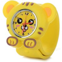 tiger-style-kids-silicone-band-quartz-analog-watch-yellow-1377
