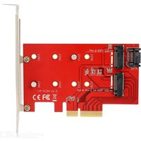 desktop-pci-e-x4-to-ssd-adapter-riser-card-red-black