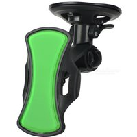 360-rotary-suction-cup-mini-short-car-mount-for-phones-gps-black