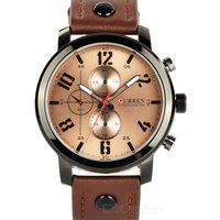 curren-8192-men-pu-band-quartz-analog-wrist-watch-brown-black