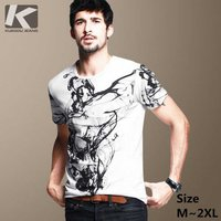 kuegou-men-casual-round-collar-short-sleeved-t-shirt-white-xl
