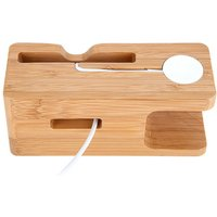 bamboo-charging-stand-holder-for-apple-watch-iphone-wood-color