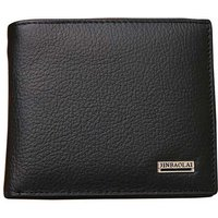 jinbaolai-stylish-folded-leather-wallet-w-coin-pocket-for-men-black