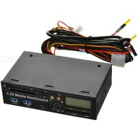 multifunction-front-drive-panel-w-carder-reader-sata-lcd-black