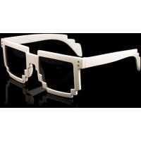 unisex-anti-uv-mosaic-style-pc-frame-ac-lens-sunglasses-white