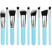 10-in-1-cosmetic-tool-makeup-brushes-set-light-blue-silver