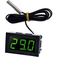 1.6quot Green/Blue Light -50110'C Thermometer Temperature Display for Car