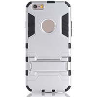 hybrid-style-armor-tpu-back-case-w-stand-for-iphone-6-plus-silver