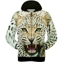 fashionable-3d-leopard-printing-hooded-jacket-coat-yellow-m